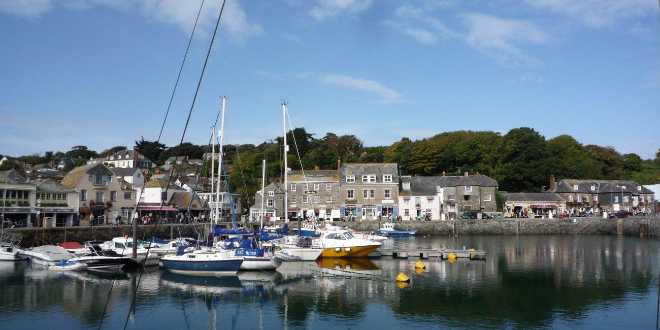 A short ferry ride across the estuary...